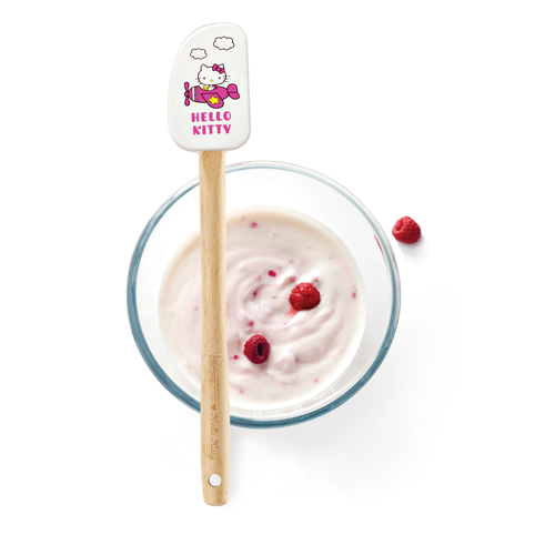 Silicone Zone Hello Kitty, Spatula (Special Edition) ,White