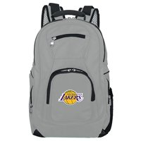 NBA LA Lakers Gray Premium Laptop Backpack