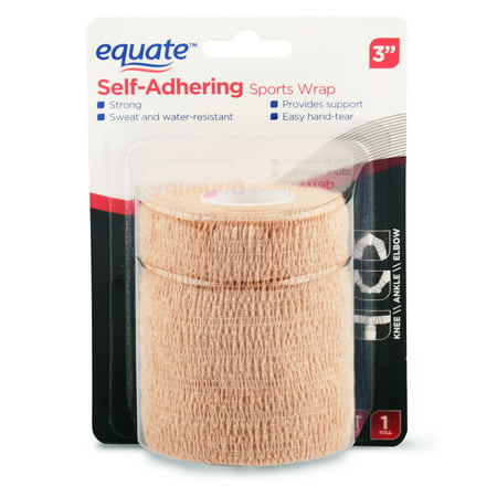 Mirella Wrap (Equate Self-Adhering Sports Wrap, 3