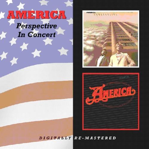 America - Perspective/in Concert [CD]