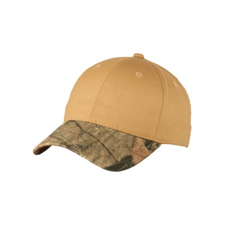 Port Authority Twill Cap - Port Authority Men's Twill Cap with Brim