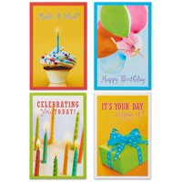 American Greetings 12 Count Happy Birthday Cards and Envelopes, Assorted Bundle