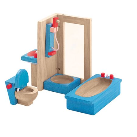 Bathroom Furniture Group (4 Piece Set)