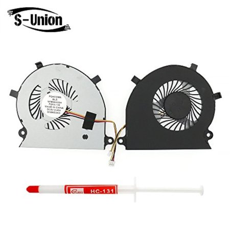 S Union New Laptop Cpu Cooling Fan For Toshiba Satellite