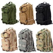 30L Waterproof Outdoor Military Rucksacks Tactical Backpack Sports Camping Outdoor Sports Hiking Trekking Fishing Hunting Bag