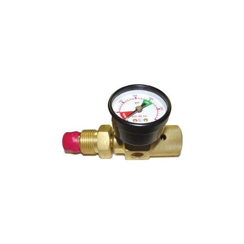 VACUTEC Pre-Set Gas Flow Regulator 100Psi