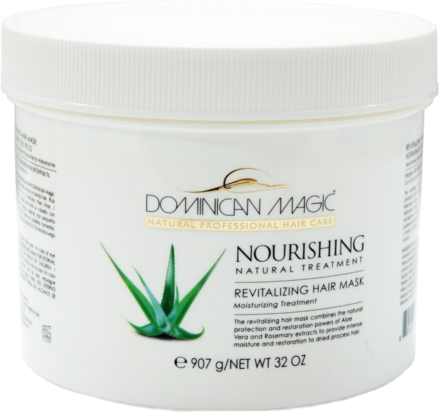 Dominican Magic Revitalizing Hair Mask, 32 oz (Pack of 2)