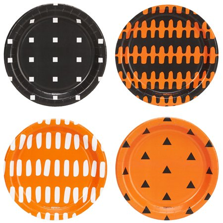 Halloween Party Assorted Appetizer Plates (32) - Easy Halloween Dishes For A Party