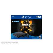 Sony PlayStation 4 1TB Slim System, w/ Call of Duty: Black Ops 4, 3003223