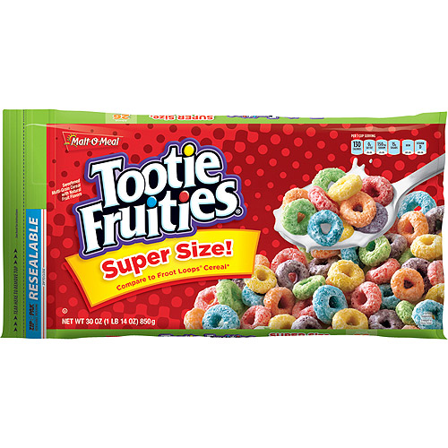 Tootie Fruities Cereal, 33 oz