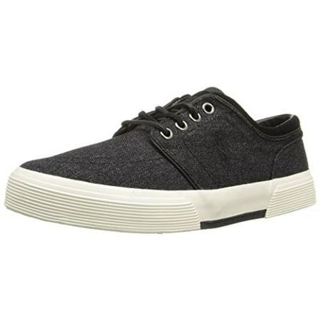 10690ab134c8c Polo Ralph Lauren - Polo Ralph Lauren Men s Faxon Low Sneaker (Black ...