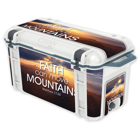 Skin Decal Wrap For Otterbox Venture 65 Qt Cooler Sticker Move Mountains