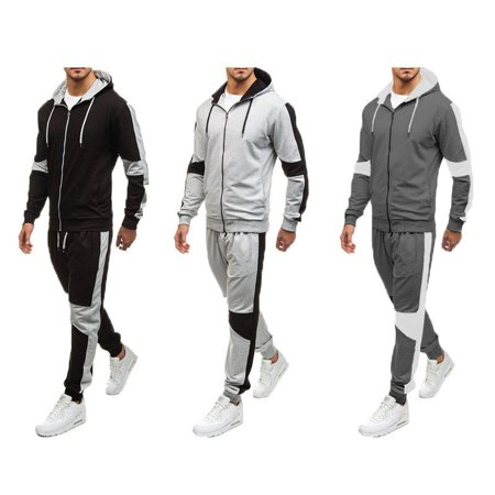 Hot Men Sports Gym Bodybuilding Tracksuits Fitness Trousers Sweatpants