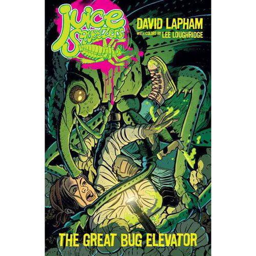 Juice Squeezers 1: The Great Bug Elevator