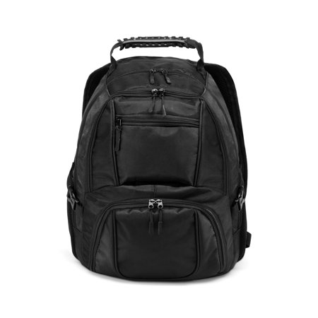 Yes4All Travel Laptop Backpack for Men & Women, Water Resistant Multi Compartment College School Bag (2 Options