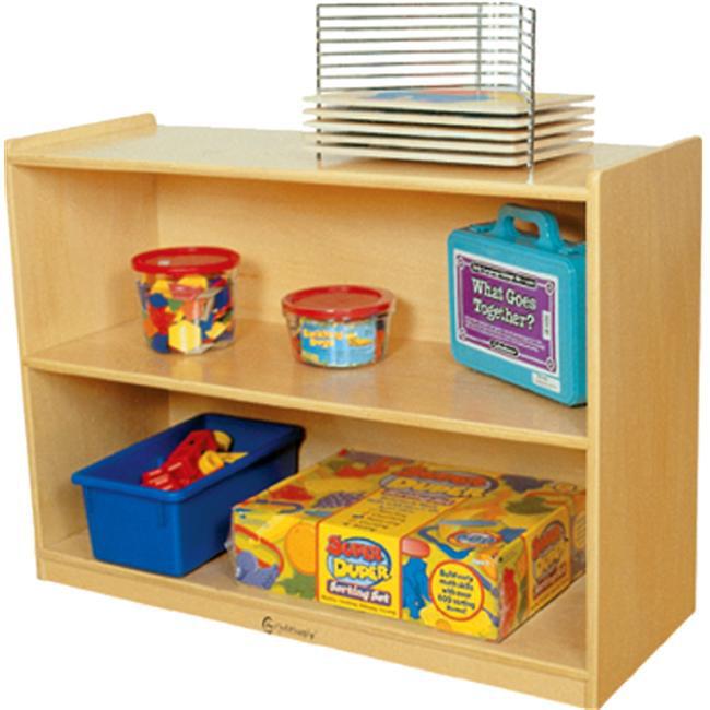 A+ Childsupply F8431 Deep-Shelf Bookcase