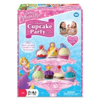 Disney Princess Enchanted Cupcake Game - 7 Princesses