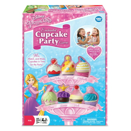 Disney Princess Enchanted Cupcake Game - 7 Princesses - Princess Peach Adult Games