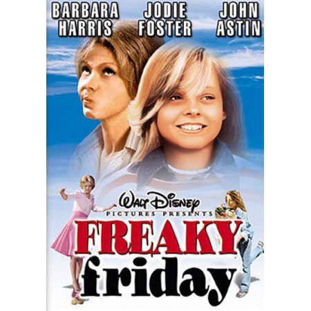 Freaky Friday (DVD) for $<!---->