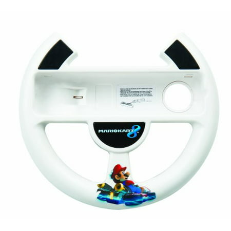 PowerA Wii Mario Kart 8 Racing Wheel