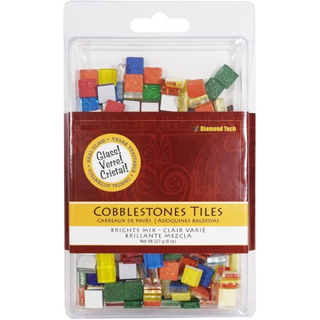 Cobblestone Tiles 8Oz-Brights - image 1 de 1