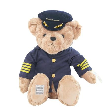 Large Plush Captain Bear 13