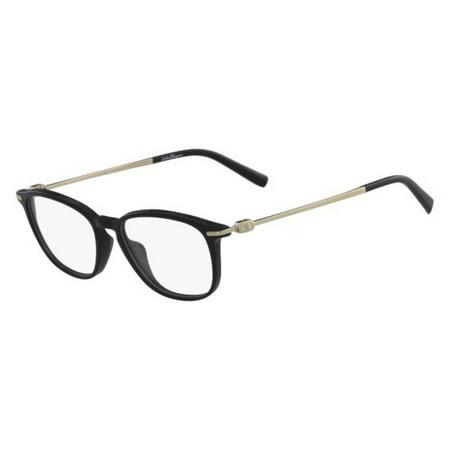 Black 501 Optical Eyeglasses (Eyeglasses FERRAGAMO SF 2816 001)