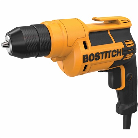 "BOSTITCH BTE101 6.5AMP 3/8"" Corded Drill"