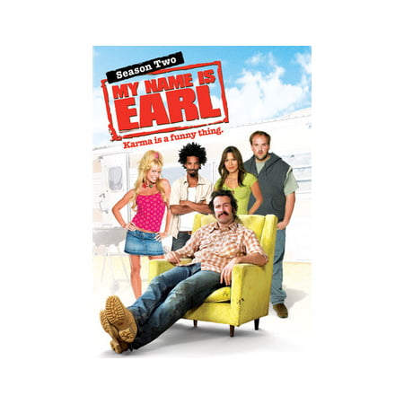 My Name Is Earl: Season Two (DVD) (Angry Birds Seasons Halloween 1-8)