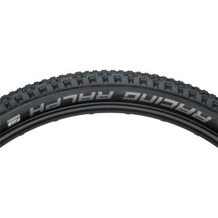 Schwalbe Racing Ralph Tire, 27.5x2.25 Folding Bead Black with Dual Compound Tread