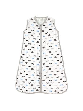 Hudson Baby Boy and Girl Muslin Sleeping Bag (Choose Color & Size)