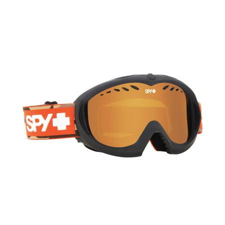 Spy Optic 310775035185 Targa Snow Ski Goggles Mini Hide  Seek Persimmon
