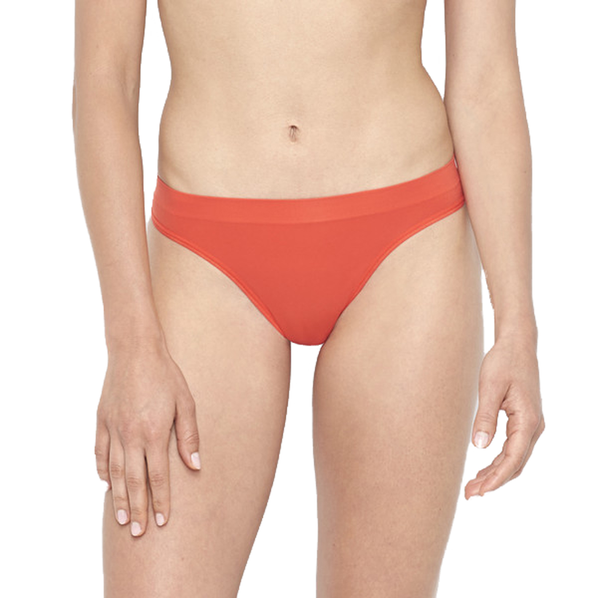 BeMe NYC Women's Invisibles Thong Panties