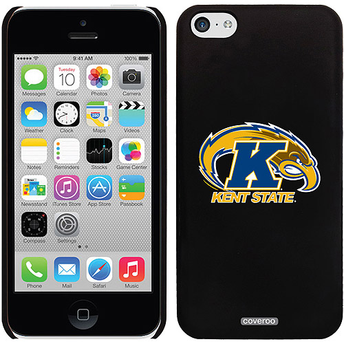 Kent State Primary Mark Design on iPhone 5c Thinshield Snap-On Case by Coveroo