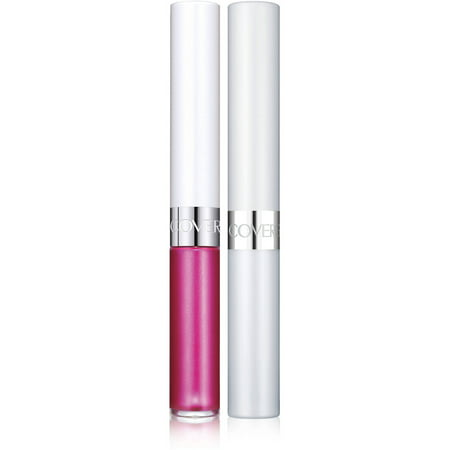 Aero One Front Lip (COVERGIRL Outlast All-Day Moisturizing Lip Color, 740 Moonlight Mauve)