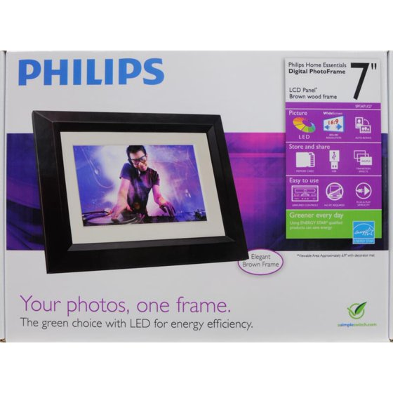 Giinii Digital Frame Philips 8\
