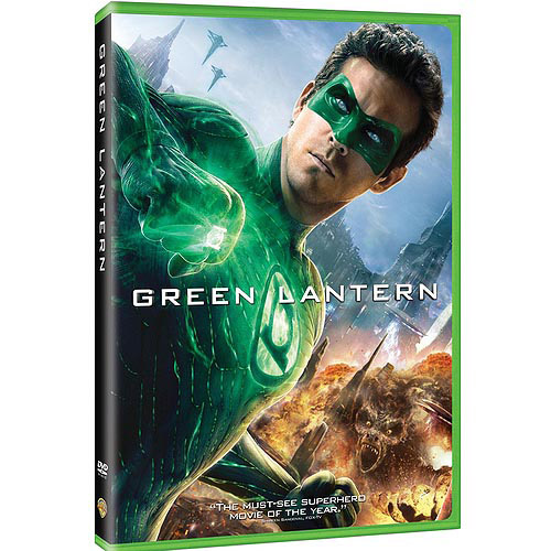 Warner Brothers Green Lantern - Theatric Dvd Std Ws Excl