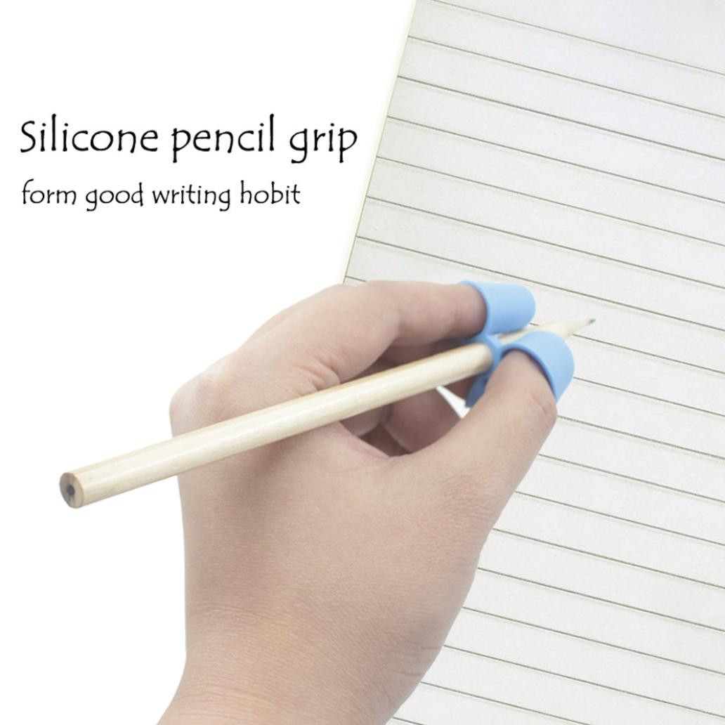 Hot Sale Practical 3PCS Children Pencil Holder Pen Writing Aid Grip Writing Posture Correction Tool