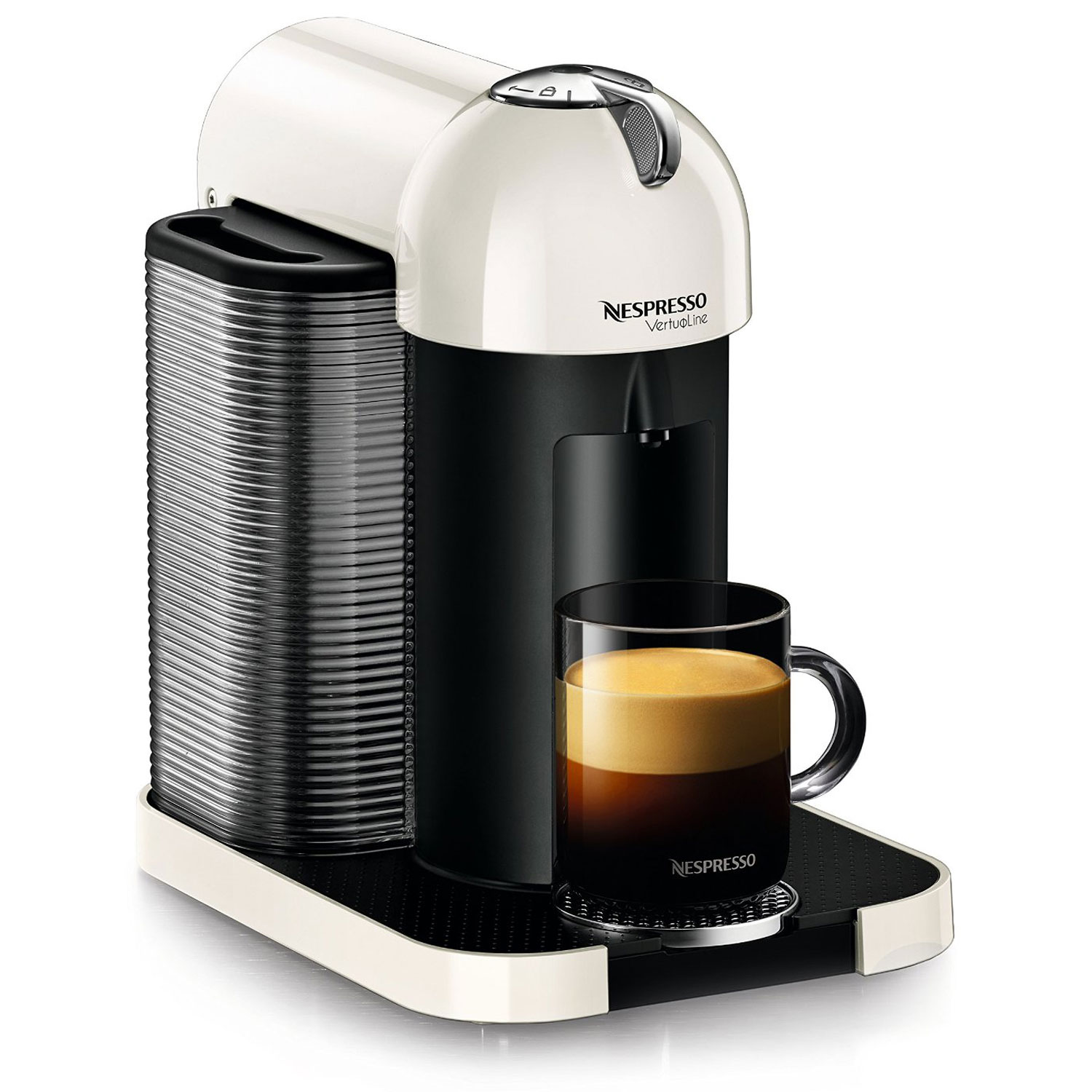 how to clean nespresso vertuoline with vinegar