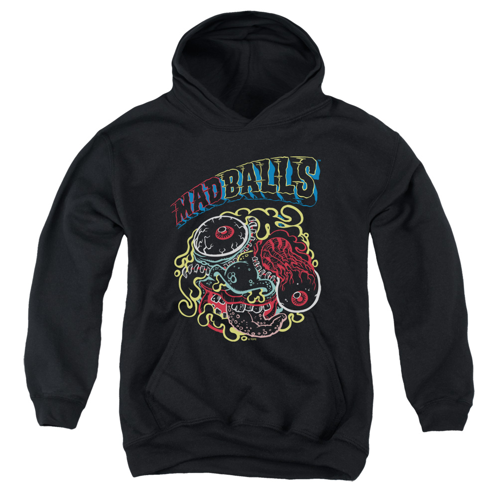 Madballs Outlines Big Boys Pullover Hoodie
