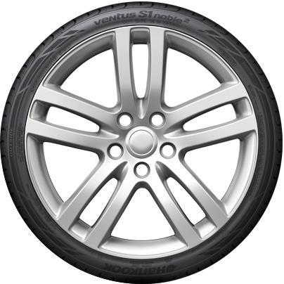 Hankook Ventus S1 Noble2 H452 High Performance Tire