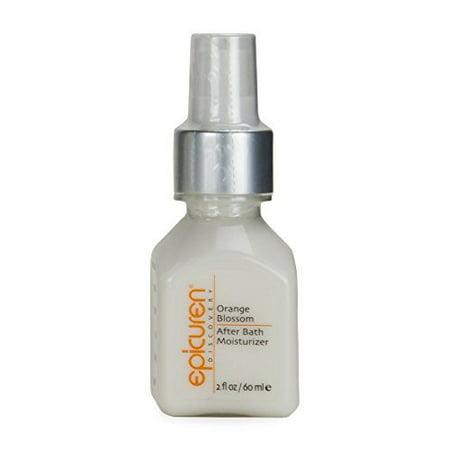 Orange Blossom Liquid Moisturizer - Epicuren After Bath Moisturizer, Orange Blossom, 2 fl Oz