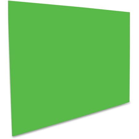 Elmer's, EPI950042, Neon Color Foam Boards, 10 / Carton, Neon Green