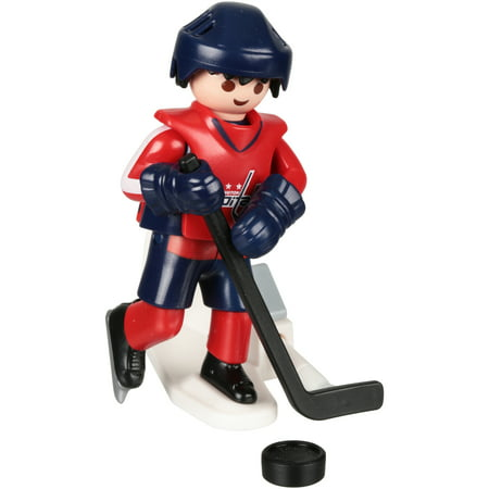 PLAYMOBIL NHL Washington Capitals Player Figure (Playmobil Swimming Pool Best Price)