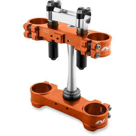 Neken 0509060 SFS Spring Complete Triple Clamps - - Complete Triple Clamp
