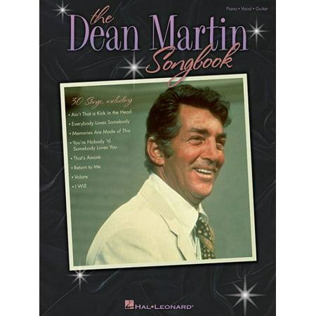 The Dean Martin Songbook