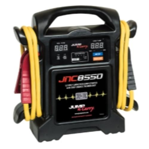 Clore Automotive JNC8550 550 Start Assist Amp 12v Capacitor Jump Starter