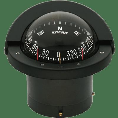 RITCHIE COMPASSES FN-203 Compass, Flush Mount, 4.5