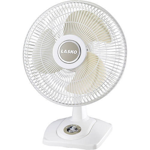 Lasko 12'' Oscillating Performance Table Fan