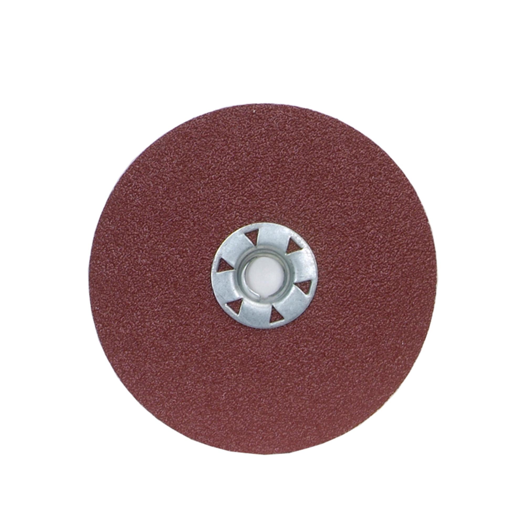 Norton 66261138761 Power Sander Fiber Backed Discs Size 7 x 5/8-11 S/C 80 Grit